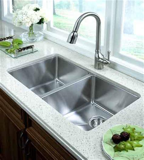 deep undermount kitchen sinks stainless steel undermount kitchen double bowl