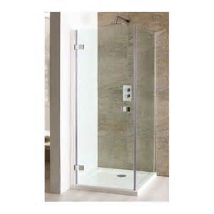 frameless glass shower door stop eastbrook volente frameless 800mm door one stop bathrooms