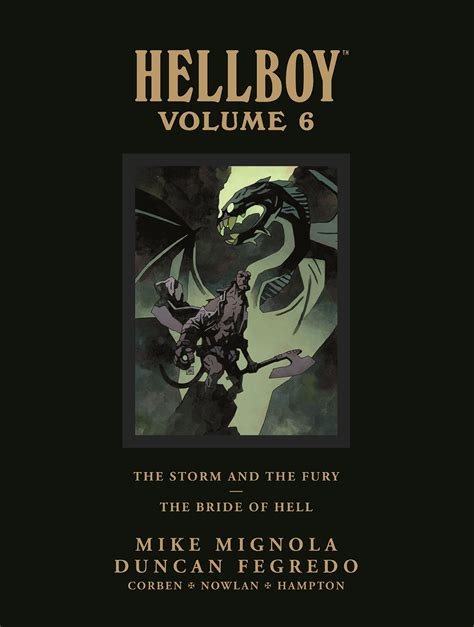 hellboy in hell library edition reviews hellboy library edition vol 6