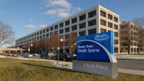 Henry Ford Health System by Henry Ford Health System S Data Center Hit By Power Issue