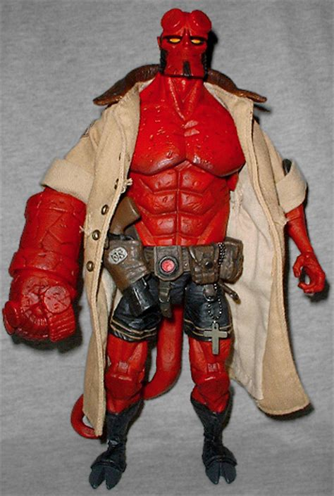 Sale Figure Mezco Hellboy Hell Boy Preview Exclusive Segel oafe hellboy hellboy with japanese heads review