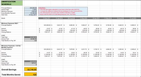 download amortization software quikcalc amortization home edition