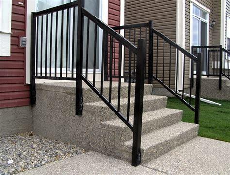 aluminum deck railing home depot home design ideas