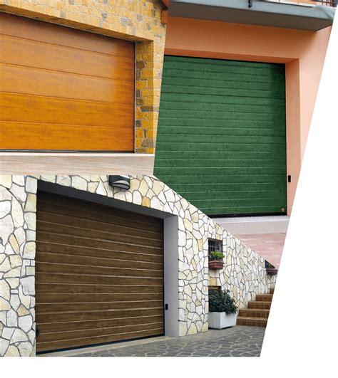 porte per garage sezionali porte sezionali per garage prezzi