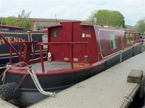 1 Bedroom Yacht For Sale 1 Bedroom House Boat For Sale In Castle Marina Nottingham Ng7