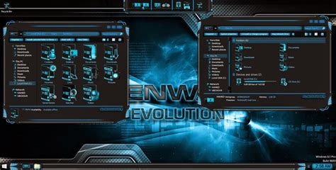 download alienware themes for windows 10 alienware evolution skinpack for windows 7 8 8 1
