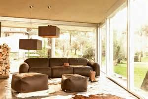 schöne einrichtungsideen wohnzimmer de pumpink wohnzimmer in braun wei 223