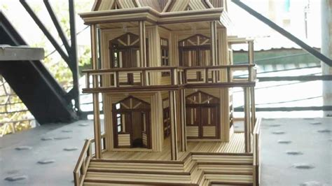 toothpick house nh 224 t艫m tre bamboo toothpick house princess of china