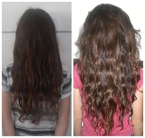 before snd after picture of hair growth in eonen how to grow long healthy hair