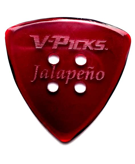 Gitar Mandolin jalapeno guitar mandolin guitar picks by v picks