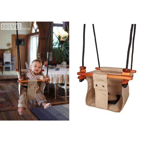 swings for toddlers indoor solvej swings baby toddler indoor outdoor swing