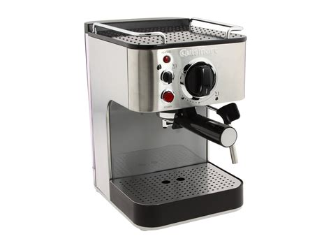 Sigmatic Coffee Maker 100 Ss cuisinart em 100 espresso maker stainless steel shipped