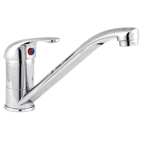 Modern Kitchen Sink Taps Contemporary Single Lever Sink Mixer With Swivel Spout