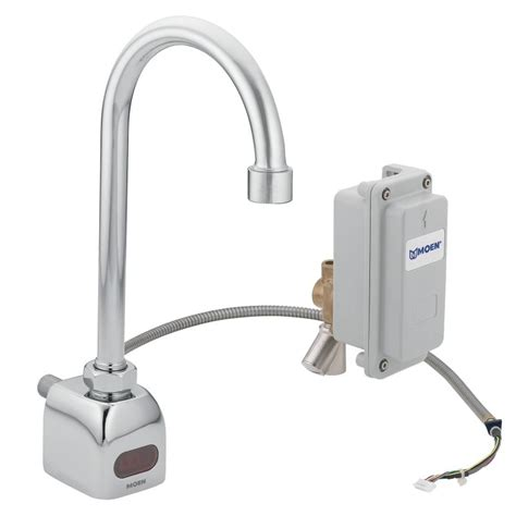 moen 8304 chrome electronic single bathroom faucet