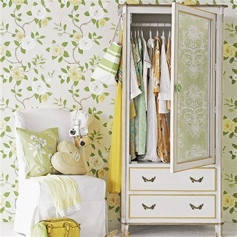 tricks in the bedroom painted armoire get organised in the bedroom with t10 storage tricks housetohome co uk