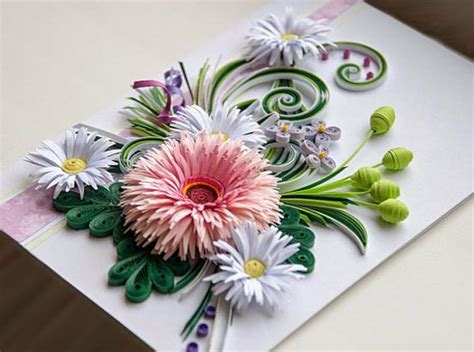handmade flower design beautiful quilling designs to inspire you