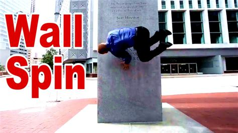 Tutorial Wall Spin | how to wall spin freerunning tutorial tapp brothers