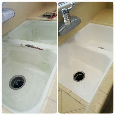 tub and sink refinishing kitchen sink refinishing talentneeds com