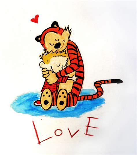 calvin and hobbes valentines day calvin and hobbes by confettimuffin on deviantart