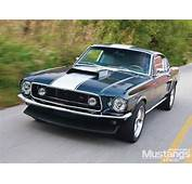 1968 Ford Mustang Fastback  The Right Sound Photo &amp Image Gallery