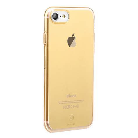 Baseus Apple Iphone 7 baseus tenk 253 polopriehľadn 253 kryt pre apple iphone 8 7 zlat 253 appleking sk