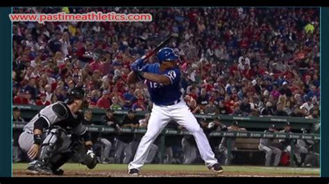 adrian beltre swing adrian beltre slow motion home run 10000fps baseball swing