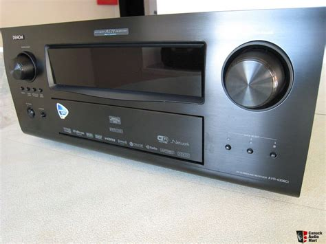 Home Theater Multimedia denon avr 4308ci 7 1 ch home theater multimedia a v receiver with networking and wifi photo