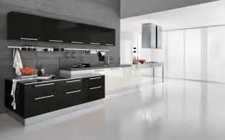 Modern Kitchen Design 2013 Modern Dark Wave Kitchen Design Stylehomes Net