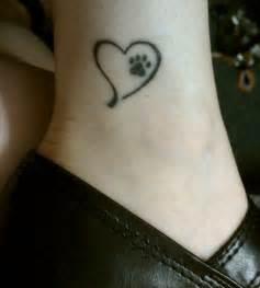 25 best ideas about pet memorial tattoos on pinterest