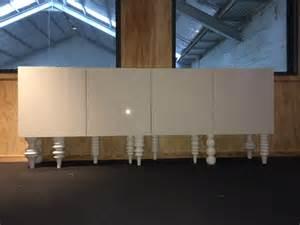 Hanging Ikea Besta Wall Cabinets besta wall cabinets mod to sideboard ikea hackers ikea hackers