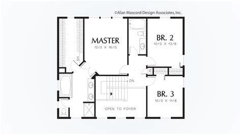 home plan designs judson wallace mascord house plan 2166 the wallace