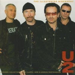 u2 biography in english u2 the illustrated biography by martin andersen