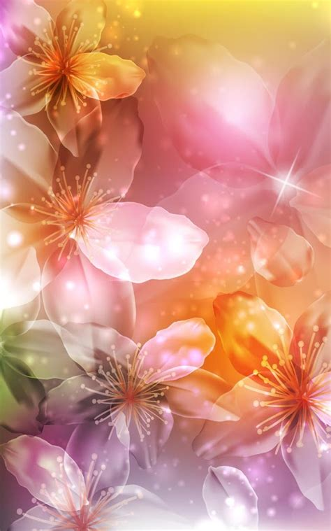 wallpaper flower untuk android magic flowers live wallpaper android apps on google play