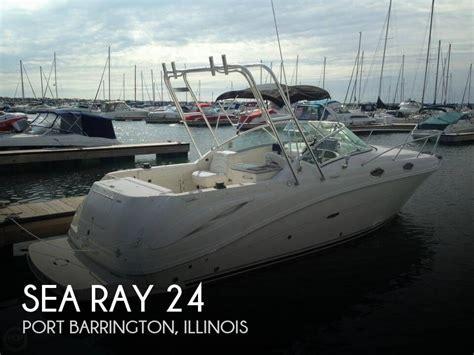 sea ray boats chicago 24 foot sea ray 24 24 foot sea ray motor boat in chicago