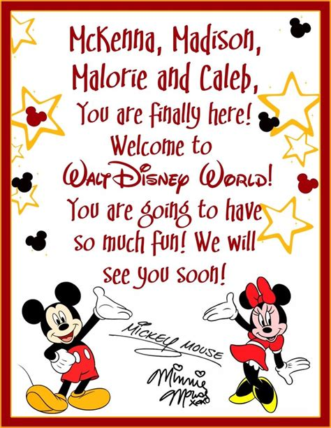 mickey mouse letter template joy studio design gallery