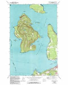 map of cypress cypress island topographic map wa usgs topo 48122e6