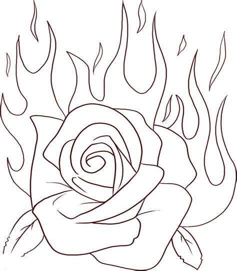 Flower Coloring Pages Printable by Flowers Coloring Pages Free Printable Coloring