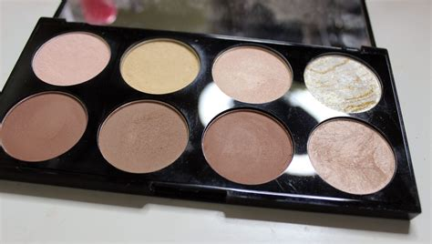 Makeup Revolution Contour Palette makeup revolution ultra contour palette