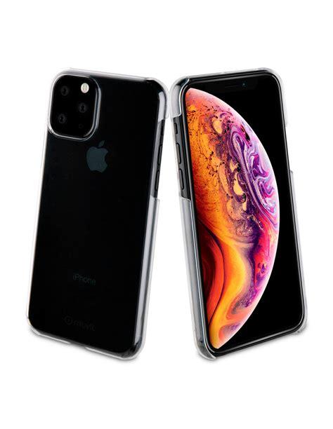 muvit carcasa cristal apple iphone  pro max transparente