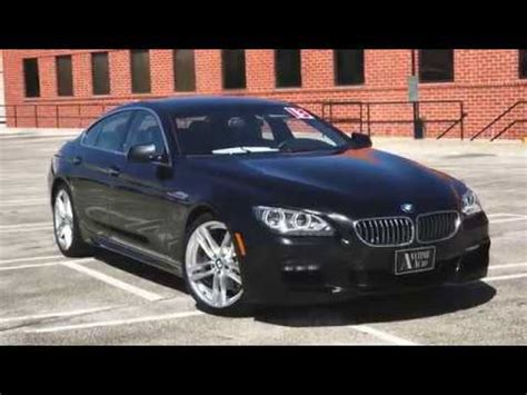bmw  gran coupe black youtube