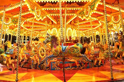 carousel hire ferris wheel hire uk