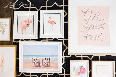gallery wall how to home makeover how to build a gallery wall conrad