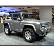 Will The 2015 Ford Bronco Be A Diesel Potentially