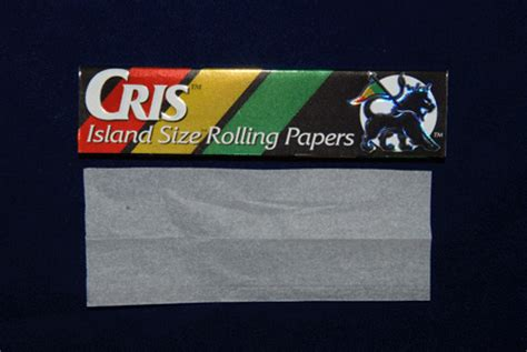 How To Make Rolling Papers - cris island size hemp rolling papers