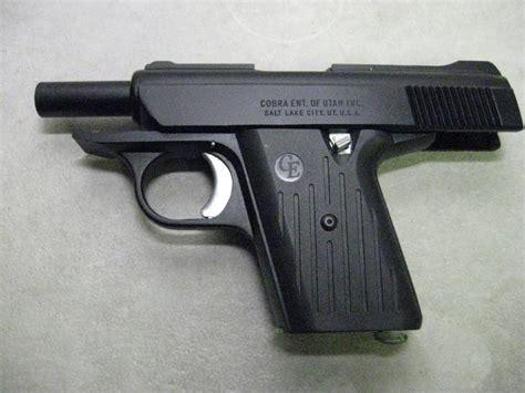 Cobra 380 Auto Pistol by Cobra Enterprises Ca 380 Semi Auto Pistol