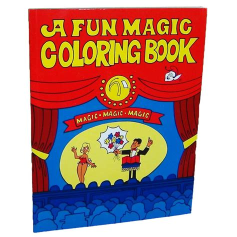 Magic Coloring Book Trick Ages 6 And Up Royal
