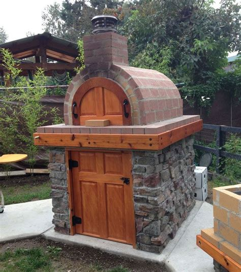 backyard pizza oven diy one of our fellow washingtonians created this awesome wood