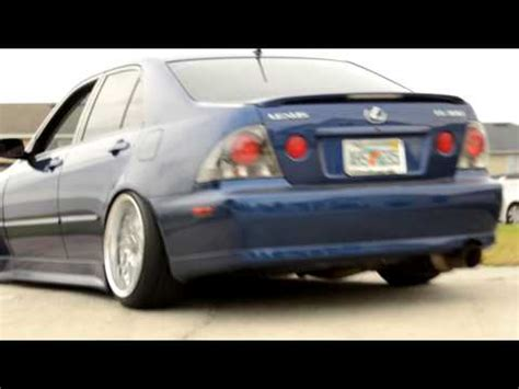 stanced lexus is300 stanced lexus is300 work vs mx in hd