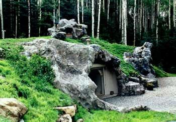 An earth sheltered home also known simply as an earth home is a