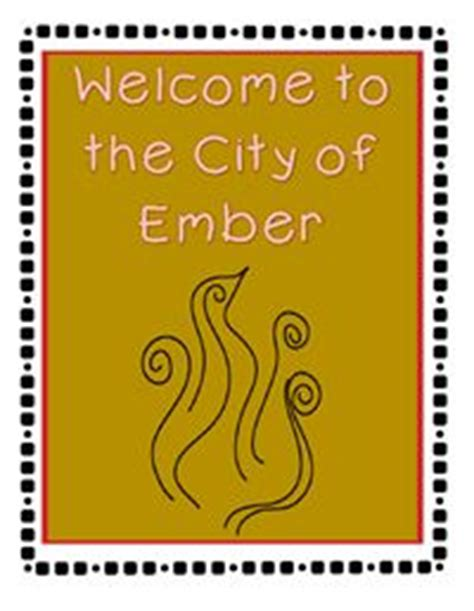 the barcode tattoo prezi city of ember on pinterest city of ember literature